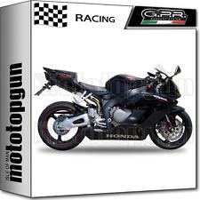 GPR SCARICO RACE TIBURON POPPY HONDA CBR 1000 RR 2004 04 2005 05 2006 06 2007 07