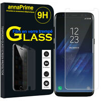 """1 Film Verre Trempe Protecteur Protection pour Samsung Galaxy S8+/ S8 Plus 6.2"""""""