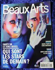 BEAUX-ARTS magazine - n°396 de 2017 - Redouté, Le Bijou Oeuvre d'Art, Topor...