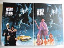 De complete Bruno Brazil  Integraal 1+ 2   2016