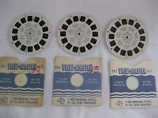 View Master Reels 405, 406 and 407 The Coronation of Queen Elizabeth II 1953