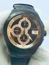 SWATCH AG 2009 WATCH AUTOMATIC CHRONOGRAPH MENS 44.5mm SWISS MADE
