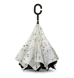 lovle Umbrella - Inverted Design - Double Canopy