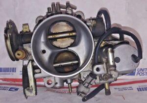 90 91 92 Mazda 626 Mx-6 Ford Probe 2.2L I4 Throttle Body E0T30274 Genuine 9X20