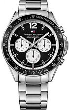 Tommy Hilfiger Stainless Steel Chronograph Mens Watch 1791120
