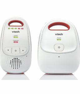 VTech Safe and Sound Digital Audio Baby Monitor BM1000 NEW