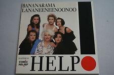 Bananarama Help LP Vinyl  Maxi FFRR 1989 886-493-1 Lananeeneenoonoo 042288649311