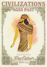 2013 Topps Allen & Ginter Civilizations Of Ages Past Subset Complete Set of 20!
