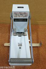 Carl 160 Heavy Duty agujero Ponchadora Aprox 360 hojas de tamaño de agujero: Ø 6 Mm