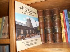 Defenders of The Plantation of Ulster 1641-1691 Genealogy Book
