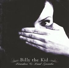 Billy the Kid - Horseshoes and Hand Grenades (2014)  CD  NEW/SEALED  SPEEDYPOST