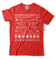 Griswold Family Vacation Clark Christmas Movie Tee Shirt Mens Funny Shirt