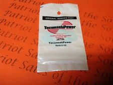 2-Tecumseh Part # 26756 Carb Mount Gaskets You Get Two!!!!!