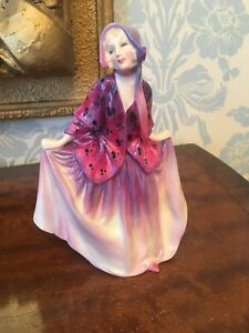 ROYAL DOULTON SWEET ANNE HN 1496 c1929 IN GOOD CONDITION