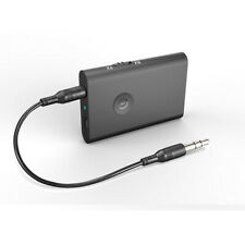 TaoTronics Bluetooth 4.1 Transmitter and Receiver, 2-in-1 Wireless 3.5mm Adapter