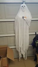 Gemmy 6 foot hanging animated ghost halloween prop