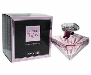 Lancome La Nuit Tresor 100ml EDT (L) SP Womens 100% Genuine (New)