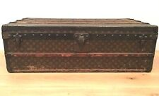 Vintage Louis Vuitton Trunk Circa 1920s