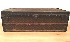 Vintage Louis Vuitton Trunk Circa 1920s
