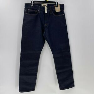 Madewell Straight Authentic Flex Selvedge Jeans tag sz 32x32 NWT