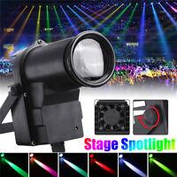30W LED Stage Lighting DMX512 RGBW Beam Spotlight Lamp Disco DJ Party KTV  Q L