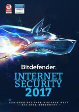 Bitdefender Internet Security 2017 1 PC Verlängerung bis 10.12.2018