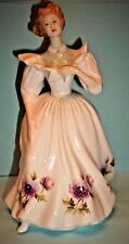 """Royal Doulton """"March"""" Figure Of The Month ~ Hn 2707~8"""" Tall~Mint"""