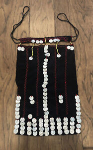 Egyptian Bedouin belly dance face veil Sinai Cross Stitch Hand Made Tribal Gypsy