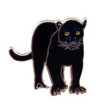 Black Panther animal Metal Enamelled Pin Badge Lapel Badge XJKB1-25