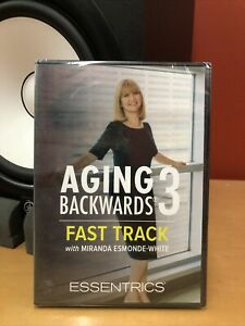 Aging Backwards 3: Fast Track with Miranda White (DVD) - Essentrics Authentic