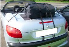 Peugeot 206 Cc portaequipajes Arranque portadoras de rack boot-bag Original