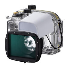 SCUBA DIVING - NEW GENUINE CANON WATERPROOF CASE WP-DC44 for PowerShot G1X only