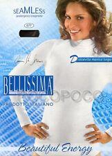 MAGLIA DOLCEVITA DONNA MANICA LUNGA MICROFIBRA BELLISSIMA ART. 077
