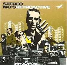 Stereo MC's - Retroactive (Best of) (2002)  CD  NEW/SEALED  SPEEDYPOST