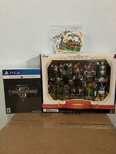 Kingdom Hearts III 3 Deluxe Edition + Bring Arts Figures Collector's Edition PS4