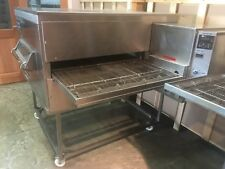 MIDDLEBY MARSHALL -  GAS 32 INCH - (FAST BAKE SET UP) - CONVEYOR PIZZA OVEN