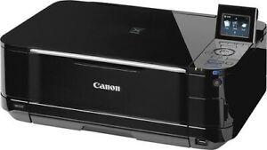 Canon PIXMA MG5220 Wireless All-in-One Inkjet Photo Printer