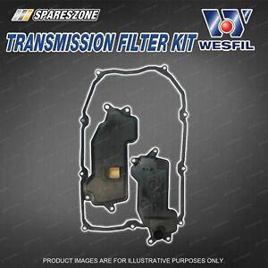 Wesfil Transmission Filter Kit for Lexus GS350 GRL10R GS460 URS190R IS F USE20R