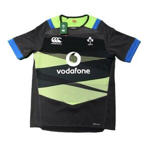 Canterbury IRELAND Rugby Shirt Jersey Size Large BNWT