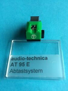 Audio-Technica AT95E Moving Magnet Cartridge Incl. Stylus
