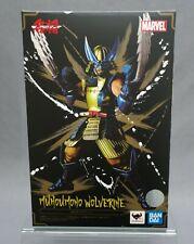 Meishou MANGA REALIZATION Muhousha Wolverine Marvel Comics BANDAI SPIRITS NEW