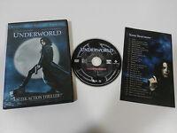 UNDERWORLD DVD + EXTRAS KATE BECKINSALE ENGLISH FRANCAIS REGION 1 - AM