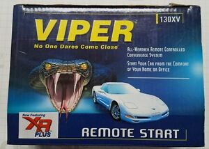 Viper Security And Remote Start