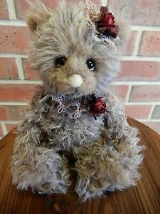 Opera - 2019 Charlie Bears Isabelle Collection mohair teddy 30cm