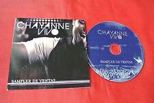 Cheyenne Vivo Import Sampler Promo Mexico Digipak Latin Rock Pop CD