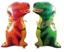 Dinosaure t-rex air walker ballon hélium fête anniversaire grand