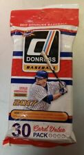 2017 DONRUSS BASEBALL 12 VALUE FAT PACK BREAK~LIVE~ CHICAGO WHITE SOX