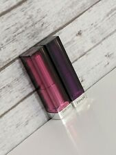 Maybelline Color Sensational Lot of 2: 905- Brazen Berry & 865 Fuchsia Flash NEW