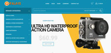 Fully AUTOMATED Dropshipping Electronics Website Business - Instant Delivery