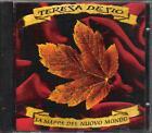 """TERESA DE SIO - RARO CD 1993 FUORI CATALOGO """" LA MAPPA DEL NUOVO MONDO """""""